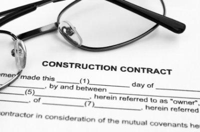 نمونه قرارداد ساخت و ساز